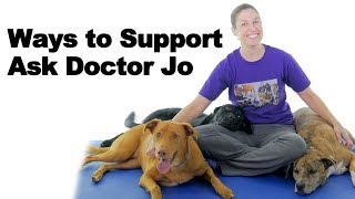 Download Ways to Support Ask Doctor Jo - Ask Doctor Jo Video