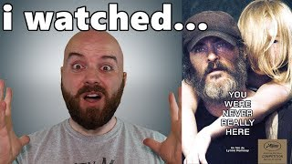 Download You Were Never Really Here - Movie Review Video