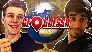 Download FLAGS HUNTING! - GEOGUESSR with Vikk & Lachlan (GeoGuessr Challenge) Video