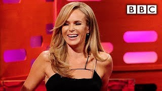 Download Amanda Holden does a headstand - The Graham Norton Show - Series 15: Preview - BBC One Video