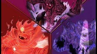 Download The Elder Scrolls V: Skyrim Mods: Itachi, Madara and Obito Perfect Susanoo Video