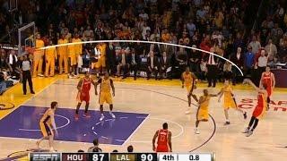 Download NBA ″Low″ Arcing Shots Video