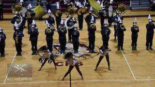 Download Memphis MLK High School Marching Band - Floor Show - 2017 Video
