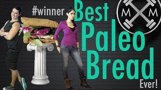 Download The BEST PALEO BREAD EVER Video