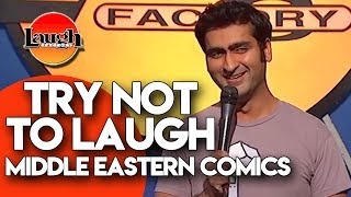 Download Try Not To Laugh | Middle Eastern Comics | Laugh Factory Stand Up Comedy Video