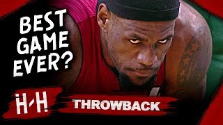 Download LeBron James GREATEST Game EVER? Full Game 6 Highlights vs Celtics (2012 Playoffs) - 45 Pts, 15 Reb! Video