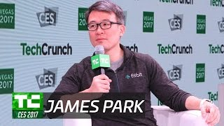 Download Fitbit's James Park on Moving Beyond Numbers at CES 2017 Video