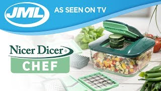 Download Nicer Dicer Chef from JML Video