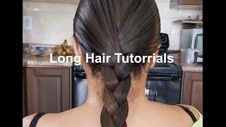 Download Model 7 - Long hair Tutorrial Trailer !! HD !! Video