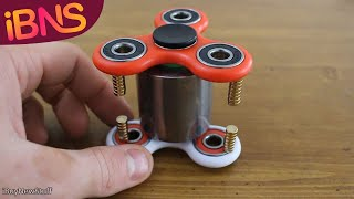 Download Fun with fidget spinners and super strong magnets! Video