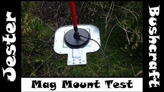 Download Charlie Tango DX Net - Mag Mount Test Video