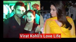 Download Virat Kohli dated these Indian actresses before Anushka Sharma Video