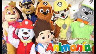 Download Paw Patrol Latino - Show Infantil Video