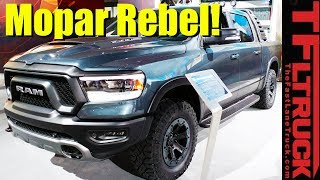 Download What's Trending in LA: Mopar Ram Rebel Concept Unfiltered Sneak Peek Video