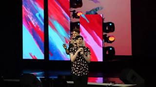 Download dan and phil vidcon 2017 // missed flight story Video