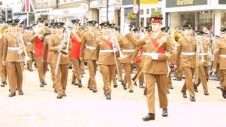 Download Windsor State Visit rehearsal 03.04.14 Video