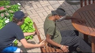 Download Chair Pull Pie in The Face Prank! Video