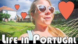 Download LOVING OUR LIFE IN PORTUGAL - FAMILY DAILY VLOG Video