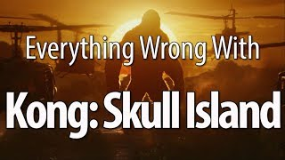 Download Everything Wrong With Kong: Skull Island Video