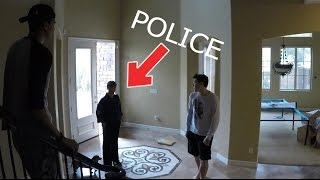 Download JesserTheLazer Gets Arrested Prank! ROOMMATE PRANK REVENGE Video