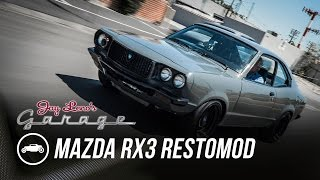Download 1973 Mazda RX3 Restomod - Jay Leno's Garage Video