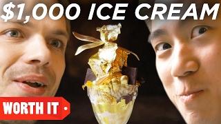 Download $1 Ice Cream Vs. $1,000 Ice Cream Video