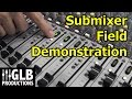 Download How to connect two analog mixers together - field demonstration Video