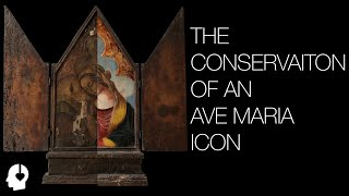 Download The Restoration of Ave Maria Ambient Sounds Version (ASMR ish) Video