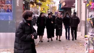 Download Orthodox Jewish neighborhood of Brooklyn Video