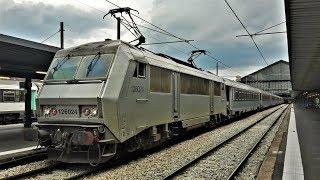 Download Gare d'Austerlitz - Trains SNCF Intercités, Trains de nuit, TER, Transillien Video