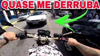 Download SUSTOS E FECHADAS DE MOTO (EP.03) Video