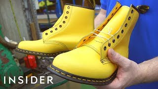 Download How Dr. Martens' Are Made Video