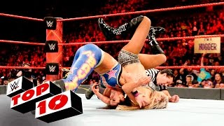 Download Top 10 Raw moments: WWE Top 10, Dec. 19, 2016 Video