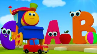 Download Bob The Train | Bob, The Train On A Phonics Adventure | Phonics Song | ABC Song Video