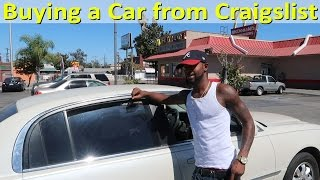 Download How to Buy a Car on Craigslist: Real Example Video