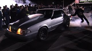 Download Daddy Dave Driving Nitrous Mustang Video