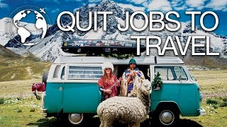 Download Couple Quit their Jobs to Travel from Alaska To Patagonia Video