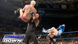 Download The Undertaker & Kane vs. Mr. Kennedy & MVP: SmackDown, November 3, 2006 Video