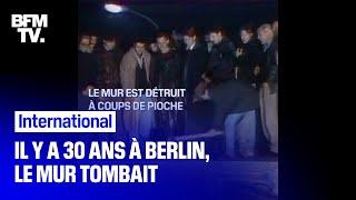 Download Il y a 30 ans, à Berlin, le Mur tombait... Video