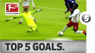 Download Top 5 Goals - Vidal, Keita and More with Incredible Strikes Video