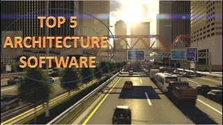 Download Top 5 ARCHITECTURE SOFTWARE (3D Design) Video