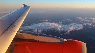 Download Easyjet A319 (Europcar Livery) London Stansted to Glasgow *Full Flight* Video