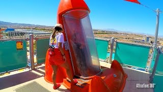 Download Trap Door Water Slide POV - Zuma ZOOMa - Cowabunga Bay Water Park Video