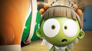 Download Funny Animated Cartoon | Spookiz | Wedding Dress | 스푸키즈 | Kids Cartoons | Videos for Kids Video