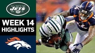 Download Jets vs. Broncos | NFL Week 14 Game Highlights Video