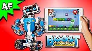 Download Lego BOOST Creative Toolbox 17101: VERNIE the Robot Speed Build & Review Video