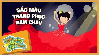 Download Sắc màu trang phục năm Châu Video