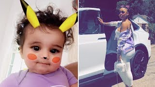 Download Blac Chyna | Snapchat Videos | August 14th 2017 | ft Dream Kardashian Video