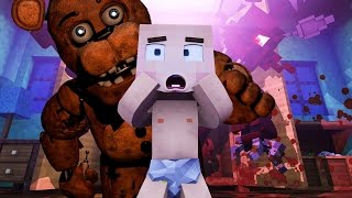 Download Minecraft: WHO'S YOUR DADDY?! - O FREDDY MATOU O BEBE!! (FIVE NIGHTS AT FREEDY'S ) Video