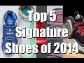 Download Top Selling Signature Basketball Shoes of 2014 Video